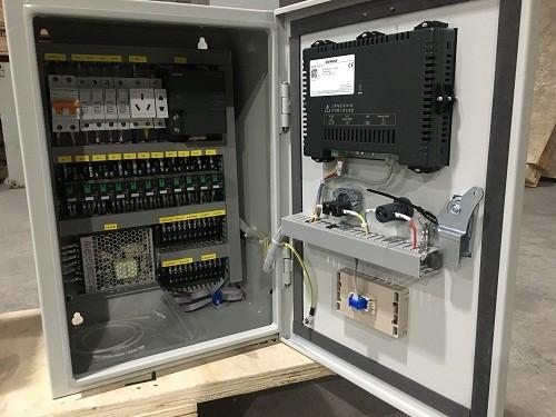 实验室试机电控箱