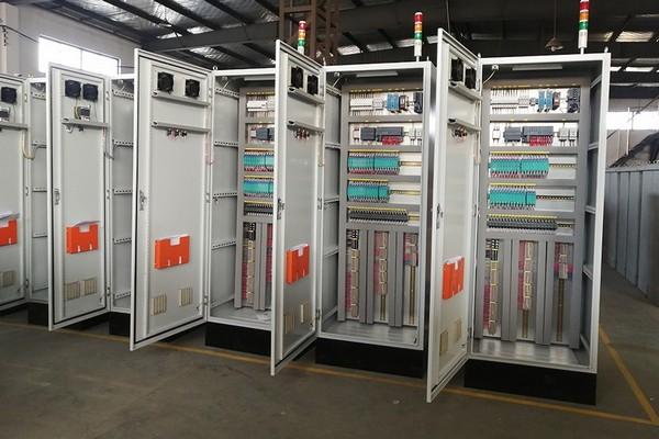电气控制柜 软启动控制柜 变频器控制柜 控制柜生产厂家