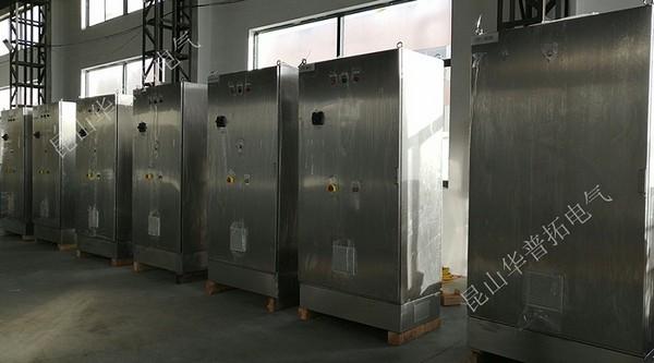 医药制药行业制剂配液设备自动化电气控制柜