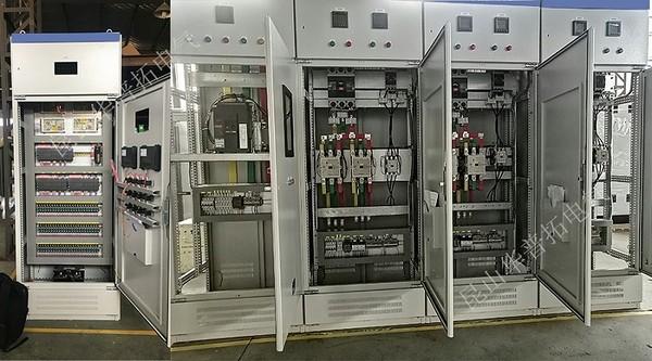 PLC电气系统柜