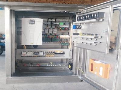 升压泵变频柜