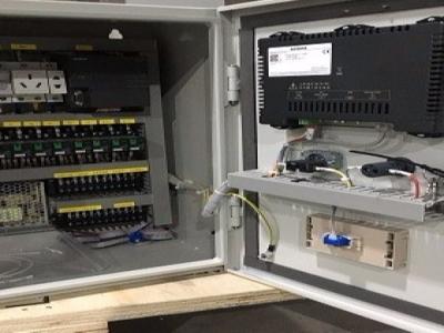 实验室试机电箱