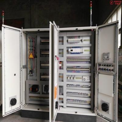 自动化生产线PLC控制柜