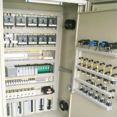 废水治理PLC控制柜
