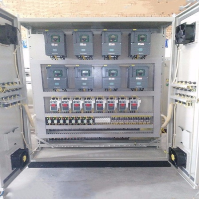 施耐德变频器柜