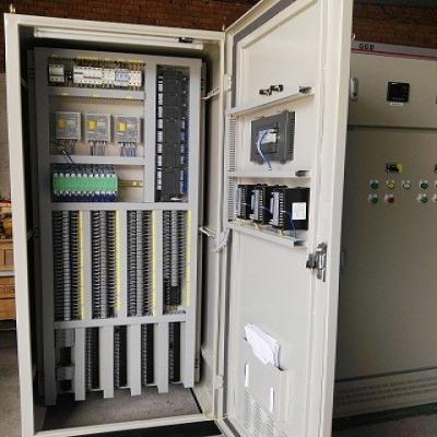 江苏省邳州市污水处理厂PLC控制柜+软启动柜案例