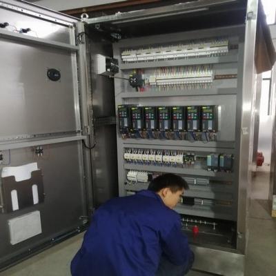 制药厂配液电气控制柜