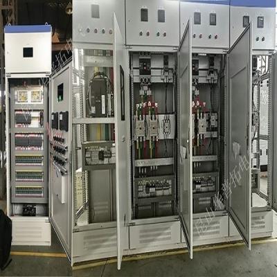 PLC电气系统柜生产厂家PLC控制柜成套电气集成华普拓电气