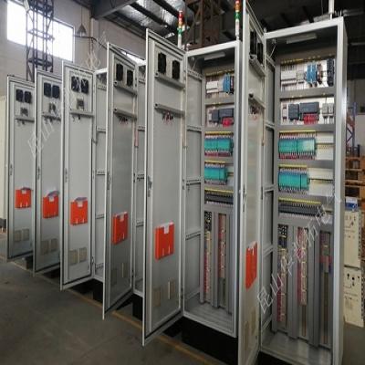 PLC自控柜的基本结构 PLC自动化控制柜系统 昆山华普拓电气