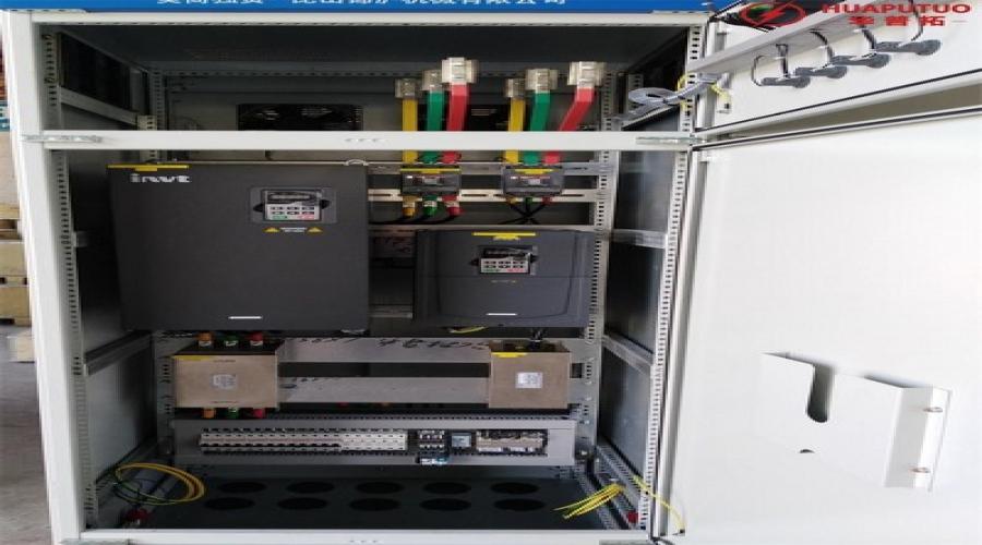 工业制氧机用软启动控制柜